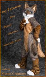 Parowan at Anthrocon 2015 by Mystic-Creatures