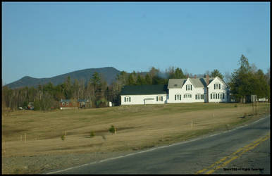 An old Farmhouse in NH by sparx222