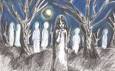Haunted Children by soulstorage