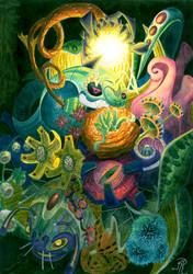 Fantasia de primavera by zedainex