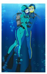 Waterdance by ZeFrenchM