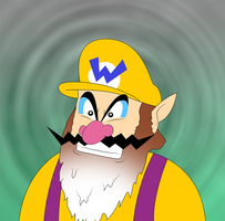 Wario the Terrible by ZeFrenchM