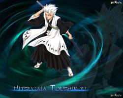 Bleach Hitsugaia Toushirou by Rafaken