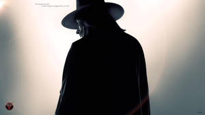 V for Vendetta by Rafaken