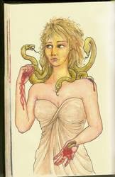 Diary Page No.14 by NatassjaKing
