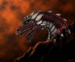 dragon head 09 by Beast3