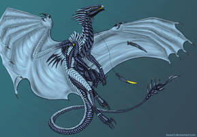 Drache Xeypia by Beast3