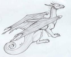 Dragon 03 by Beast3