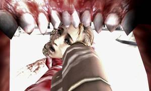 Tug O' War! -Mouth Cam!- by VoreQ