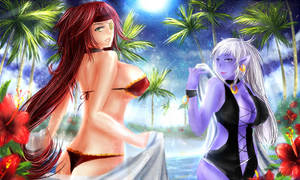 Summer Fun Contest Entry by xilveroxas by Scratchtastic