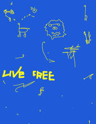 Live free zoo by pencilnice