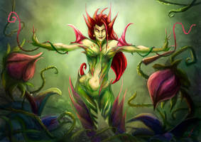 Zyra by DragonsTrace