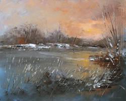 Snowbreak by flitart