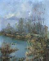 Spring melancholy by flitart