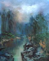 Calmness of stones by flitart