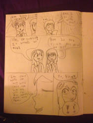 The Newcome part 4 by AnMachi