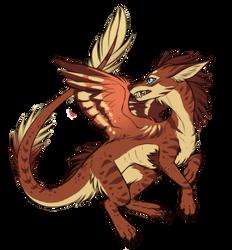 Alci Dragon by Alcira