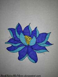 Lotus by StarkSideoftheMoon