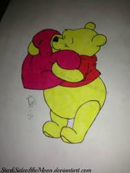 Winnie the Pooh Valentines by StarkSideoftheMoon