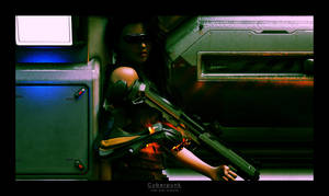 Cyberpunk by TRRazor