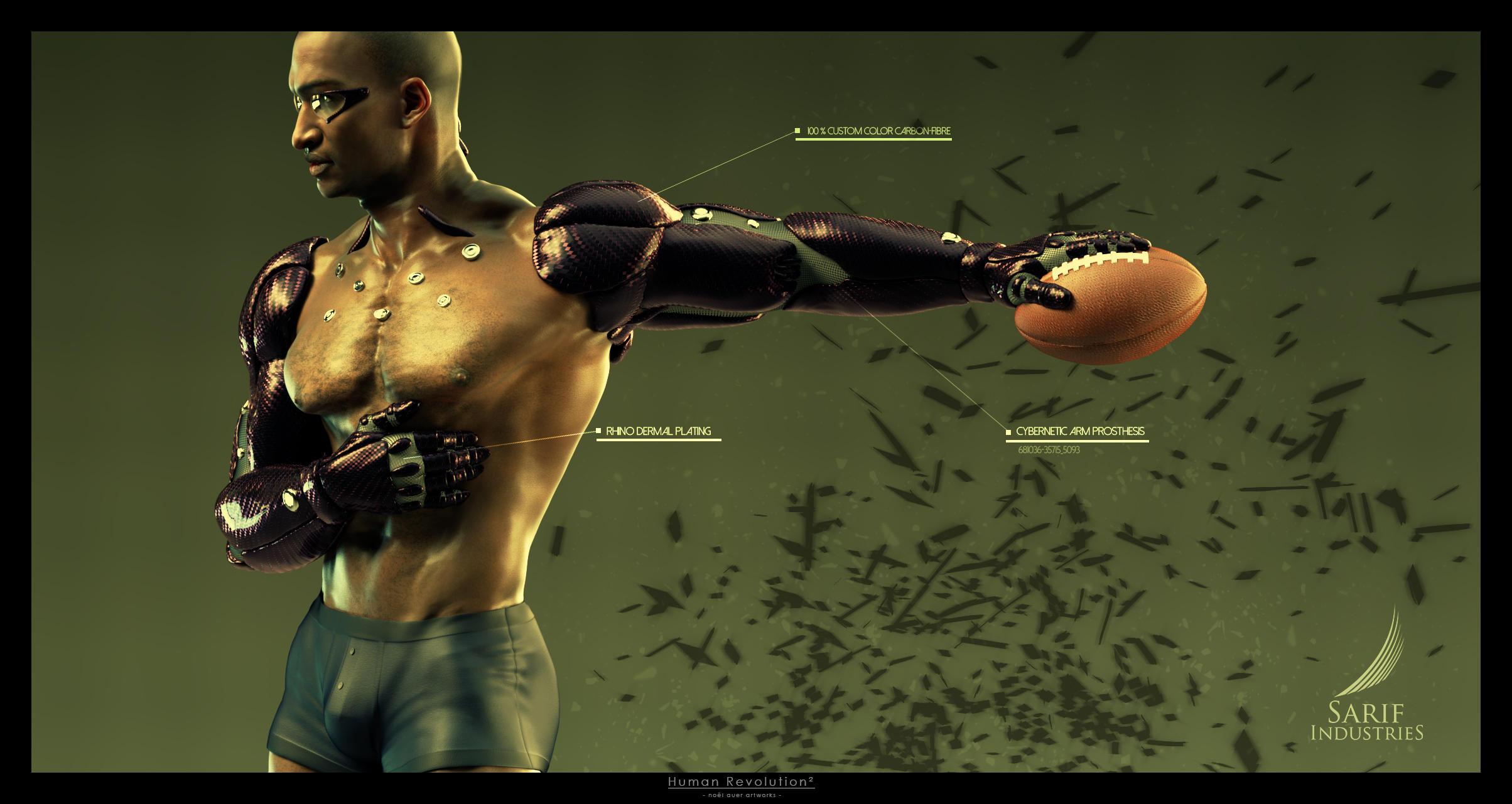 Human Revolution 2 by TRRazor