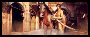 Prince Dastan by TRRazor
