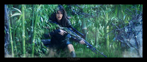 Into The Jungle by TRRazor