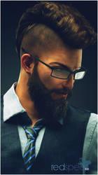 RedSpec TGX Hair Promo 1 by TRRazor
