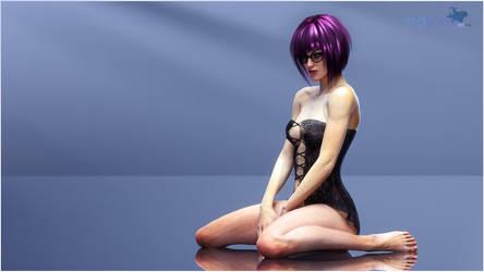 Redspec TGX Hair Glamour Promo 3 by TRRazor