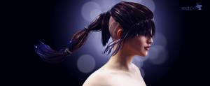 Redspec TGX Hair Glamour Promo 4 by TRRazor
