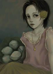 thai girl by rosita