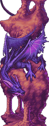 Bahamut Dragon by st0ven