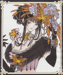 xxxHolic: Yuuko by PhoenixRage333
