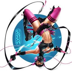 DJ Goh-Goh by Loopydave by Shwann