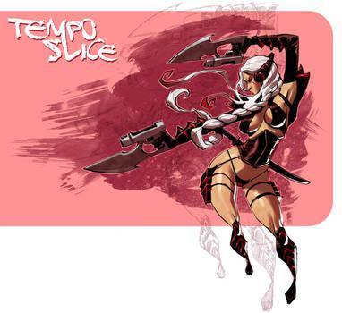 Tempo Slice by Shwann