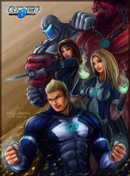 The OsteoCorps Art Contest 5th Place by Shwann