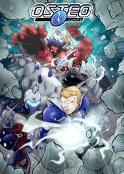 The OsteoCorps Art Contest 9th Place by Shwann