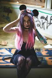 JBp - disney princess reject by LEGENDofLMPF