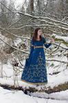 Snow Princess Stock 1 by kayleeehall