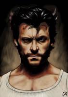 Wolverine by DeadArt1