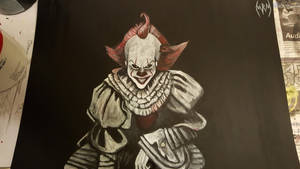 pennywise IT 2017 by mrmission