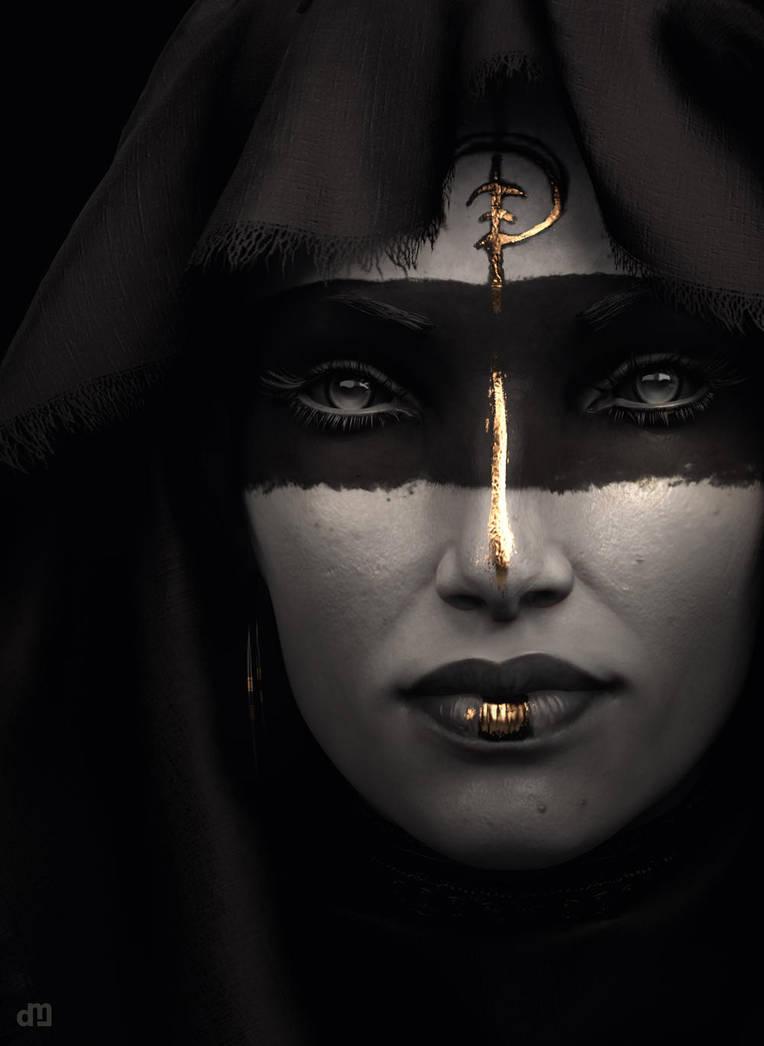 Dark Elf by Intervain