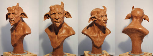 Faun - finished by Intervain