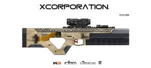 XCorporation NMV-99 by AdamJensen27