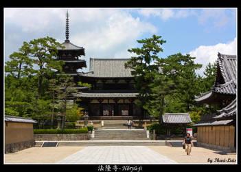 Old Temple by ikari-luis
