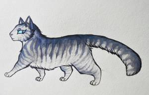 Silverstream - Warrior Cats by NeoSkejd