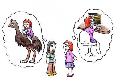 Emu...lator? by Dannichu