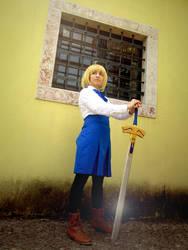 [Fate Stay Night] Arturia Pendragon by Lady-aka-Mikuru