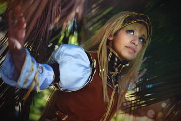 Valkyrie Profile 2 - Alicia by Lady-aka-Mikuru