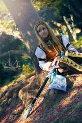 [Valkyrie Profile 2] - Princess Alicia by Lady-aka-Mikuru